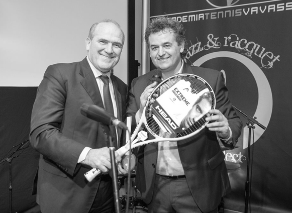 Discovering the Vavassori Jazz & Racquet Project